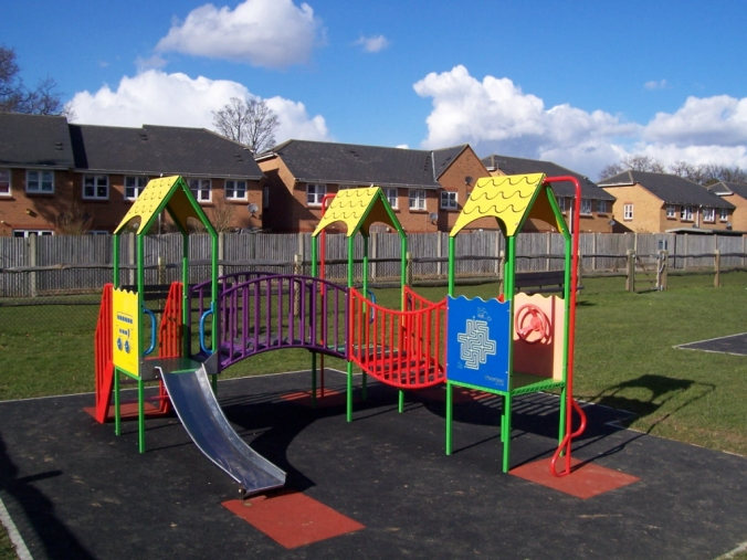 Birches Road Play Area