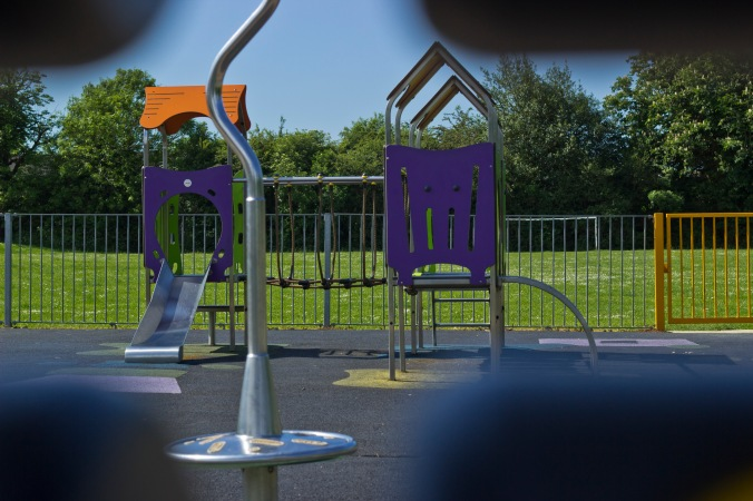 Play Area child frame