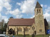 All Saints Church Roffey