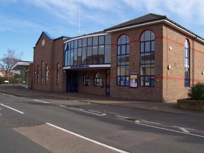 Roffey Millennium Hall