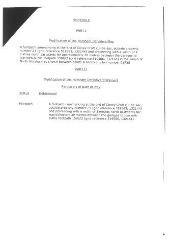 DMMO Coney Croft Public Inquiry 24.03.2020 page 4